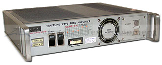 Hughes 1077H12 Instrumentation Power Amplifier %>