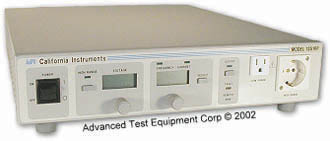 CA Instruments 1251RP Programmable AC Power Source