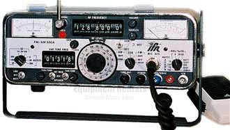 IFR FM/AM 1500 Communications Service Monitor