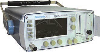 Rent Tektronix 1502C Metallic Cable Tester TDR