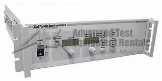 CA Instruments 2003RP Programmable AC Power Source