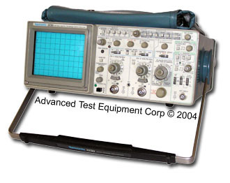 Rent Tektronix 2230 Digital Storage Oscilloscope 100 MHz, 20 MS/s