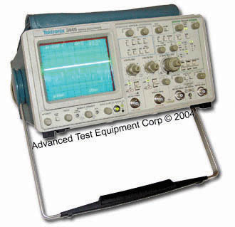 Rent Tektronix 2445 Oscilloscope 150 MHz