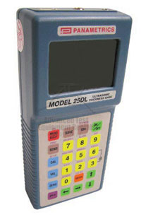 Rent Olympus (Panametrics) 25DL Ultrasonic Thickness Gage