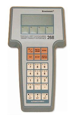 Fisher-Rosemount HART Communicator Model 268 %>