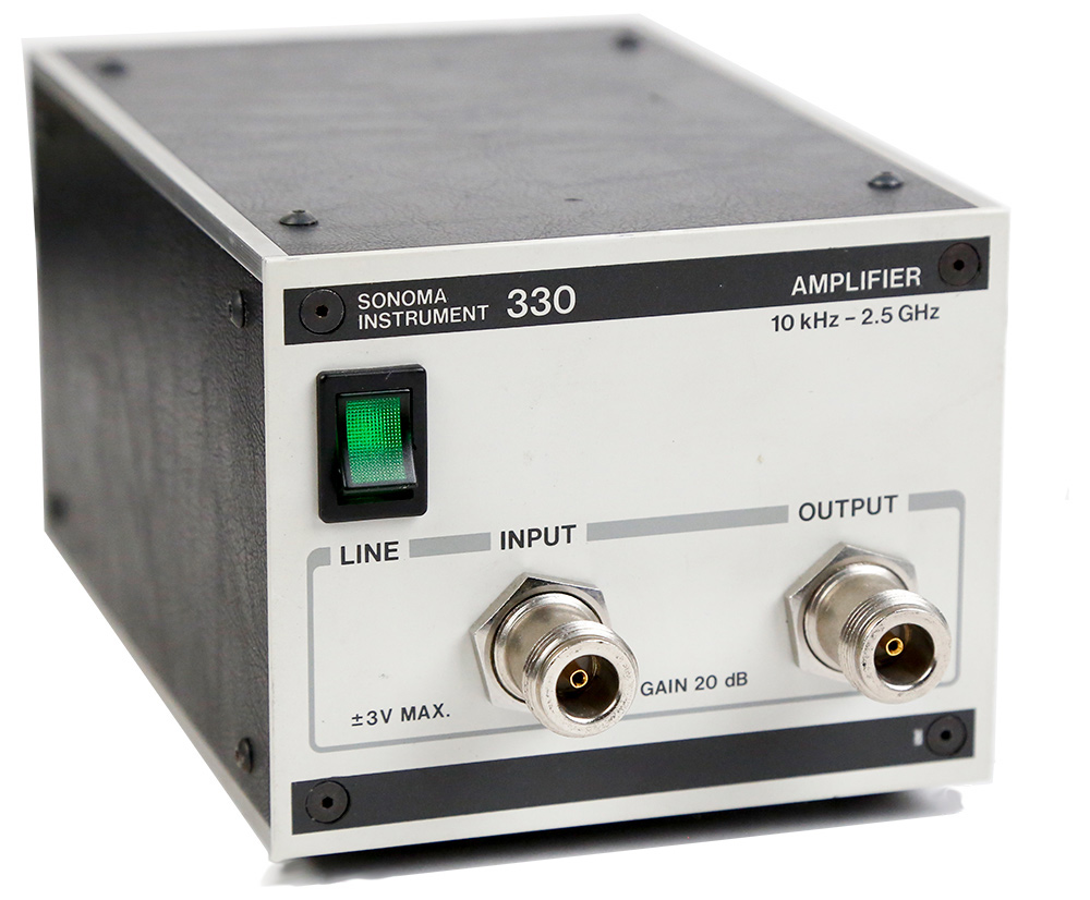 Sonoma Instruments 330 RF Amplifier