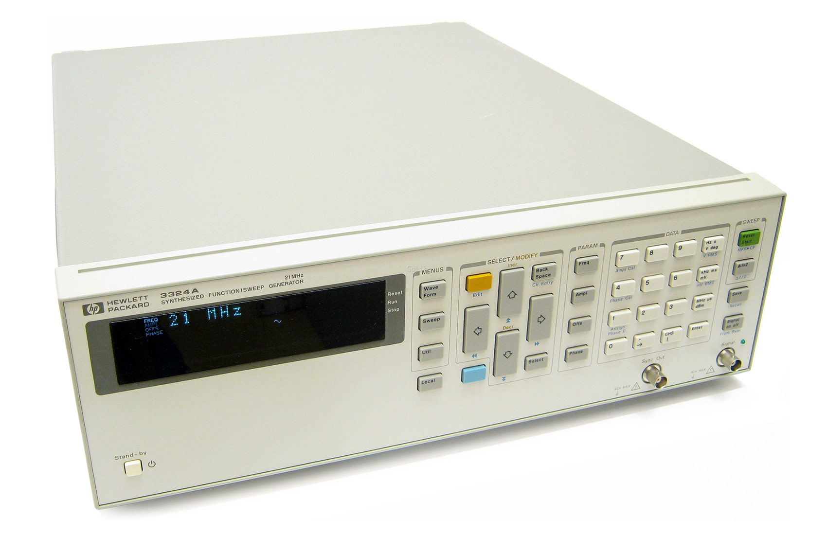 HP/Agilent 3324A Synthesized Function/Sweep Generator