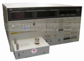 HP/Agilent 4191A RF Impedance Analyzer