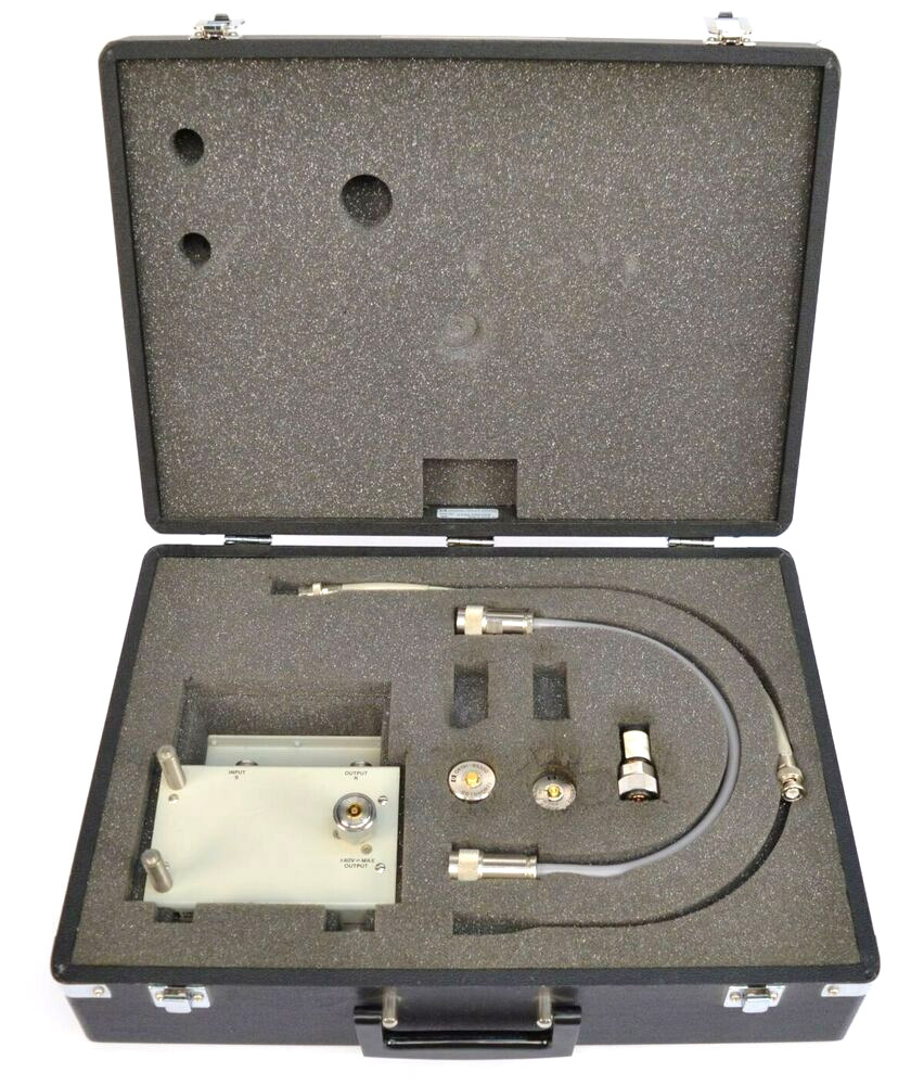 HP/Agilent 41951A Impedance Test Kit Network/Spectrum Analyzer