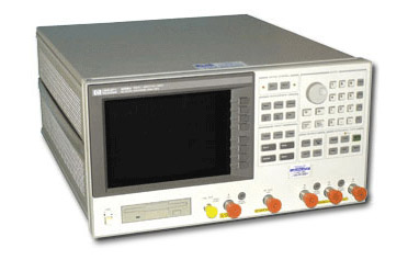 HP/Agilent 4396A RF Network Spectrum Impedance Analyzer