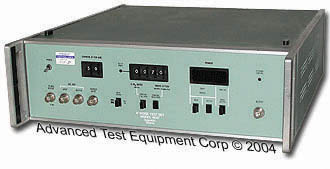 Scientific Atlanta 4647 IF/Baseband Analyzer
