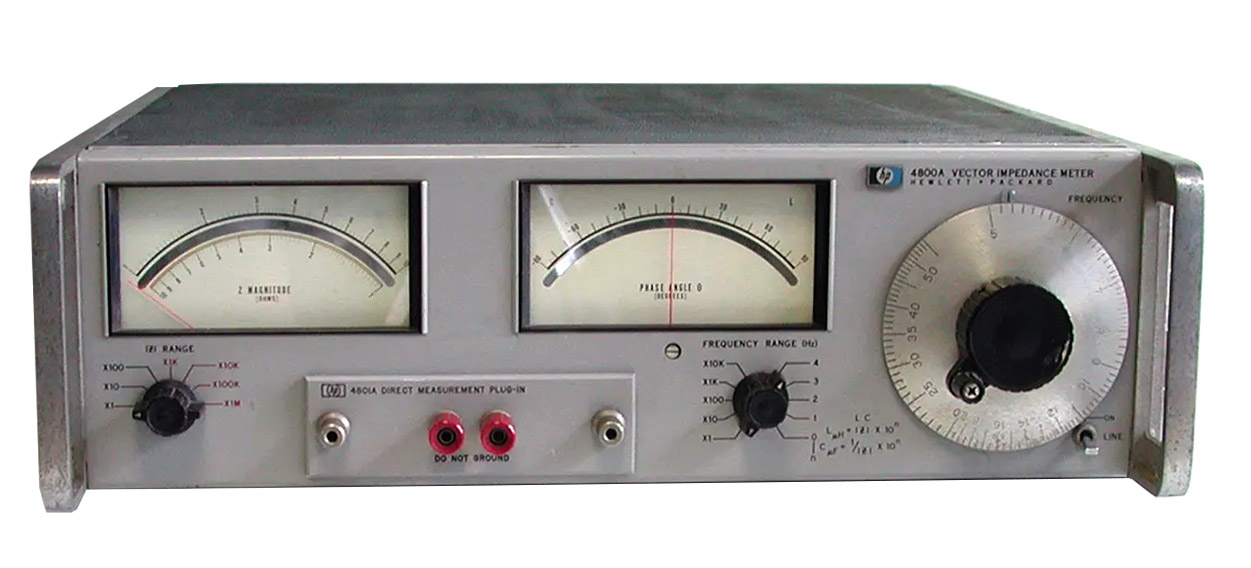 HP/Agilent 4800A Vector Impedance Meter