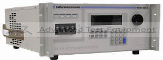 California Instruments 5001iX AC/DC Power Source/Analyzer, 5 kVA