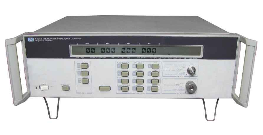 HP/Agilent 5352A Microwave Frequency Counter, 500 MHz - 40 GHz