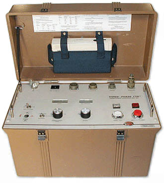 Biddle 550100 Transformer Turns Ratio Test Set