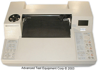 HP/Agilent 7090A Measurement Plotting System