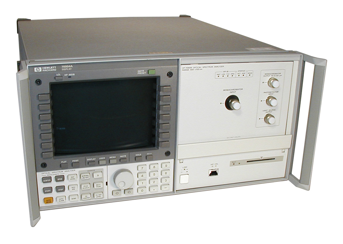 HP/Agilent 71451B Optical Spectrum, Component & Signal Analyzer