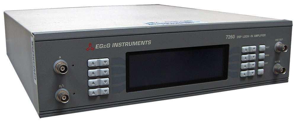 EG&G 7260 DSP Lock-in Amplifier