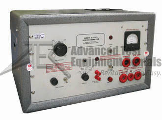 Rent Solar 7399-2 2500V Spike Generator for MIL-STD-1399