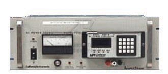 California Instruments 751TC 750 VA Single - Phase AC Power Source %>