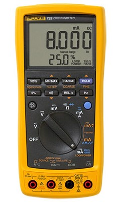 Rent Fluke 789 Loop Calibration Multimeter