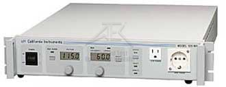 Rent, lease, or rent to own California Instruments 801RP AC Power Source 16 Hz - 500 Hz, 270 V