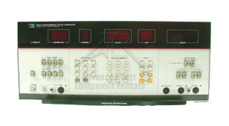 HP/Agilent 8161A Dual Channel option Pulse Generator