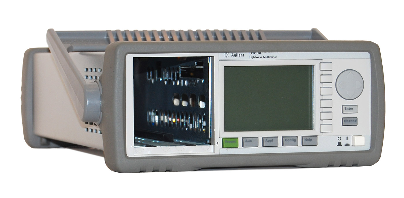 HP/Agilent 8163A Lightwave Multimeter System