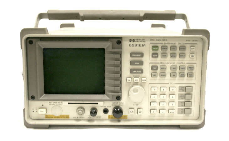HP/Agilent 84115EM EMC Pre-Production Evaluation System