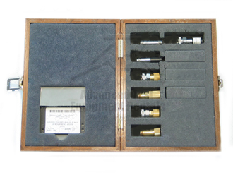 HP/Agilent 85032F Calibration Kit, Type-N standards