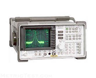 HP Agilent 8562A Spectrum Analyzer