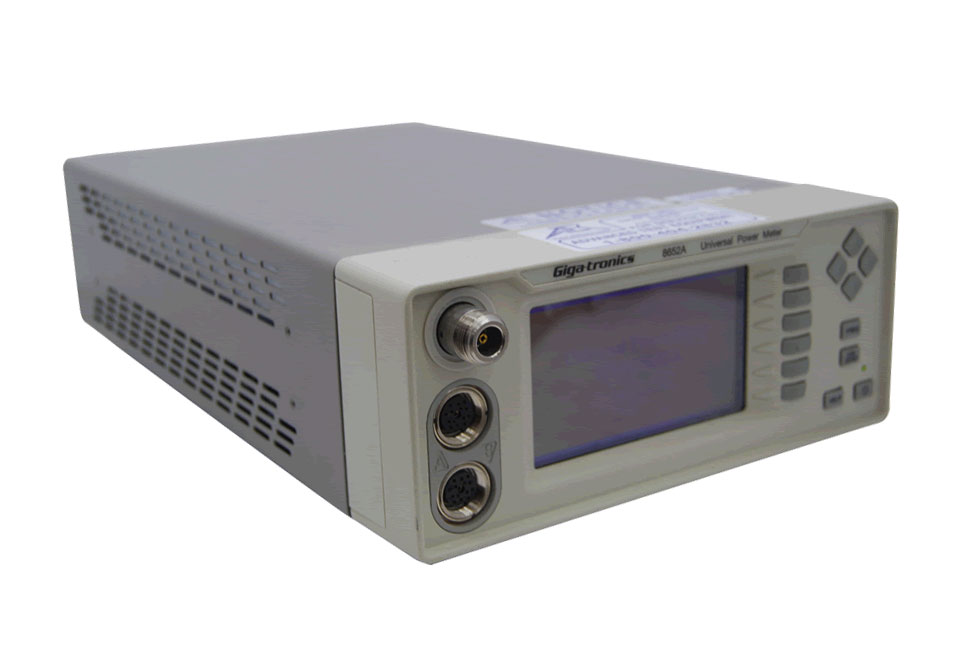Rent Giga-tronics 8652A 10 MHz - 40 GHz Dual Channel Power Meter