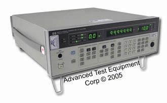 HP/Agilent 8657A-001 Synthesized Signal Generator