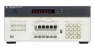 Rent Agilent 8901A Modulation Analyzer 150 kHz - 1300 MHz