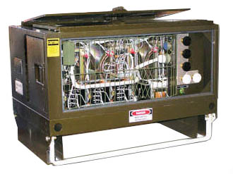 Rent Essex A427B Electrical Resistive AC Load Bank