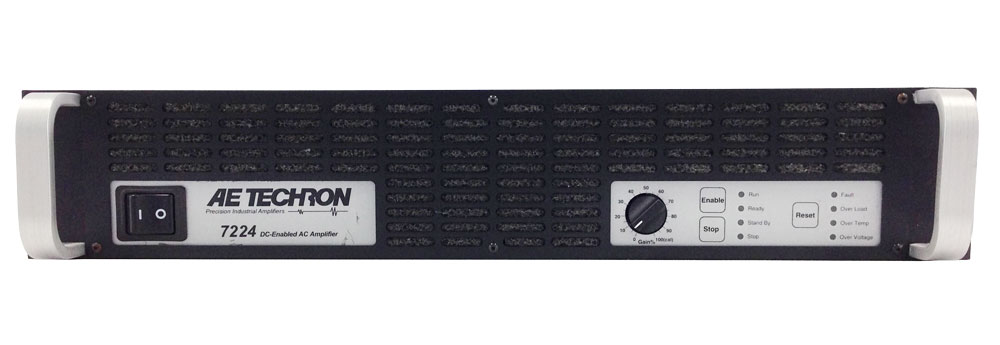 Rent AE Techron 7224 DC-300kHz 1100W Power Amplifier