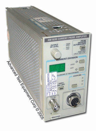 Tektronix AM503B Current Probe System %>