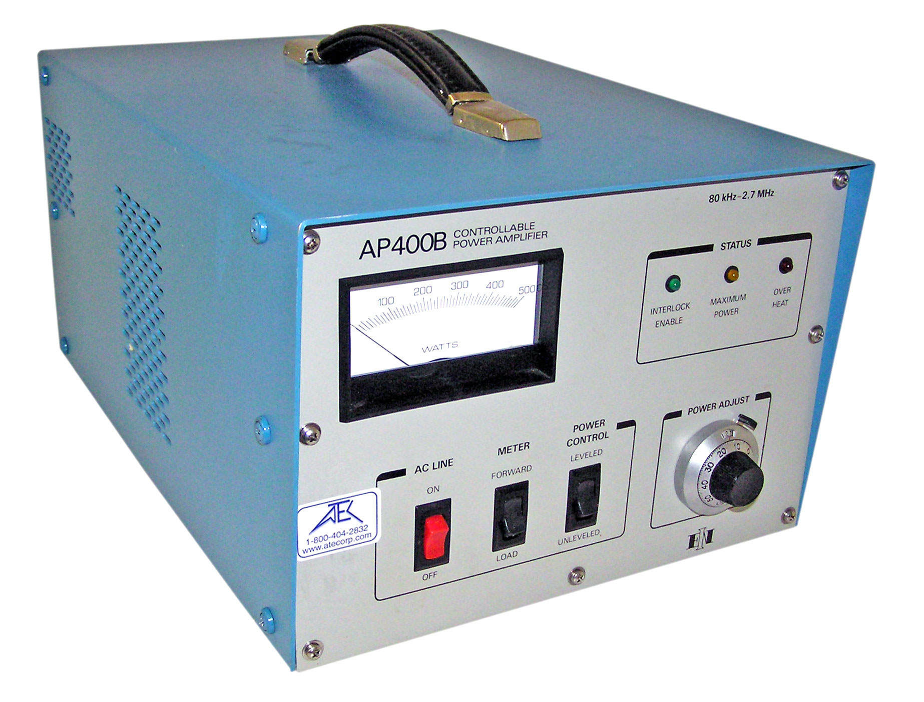 ENI/E&I AP-400 Solid State Amplifier