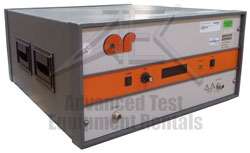 Rent 800 MHz - 4.2 GHz Solid State RF Amplifiers up to 500 Watts