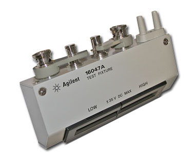 HP/Agilent 16047A Test Fixture DC to 13 MHz