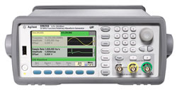 Rent Agilent 33522A Function / Arbitrary Waveform Generator 30 MHz, 2 Ch