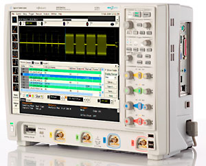 Rent Digital Oscilloscopes | 20 GHz, 20 Gs/s, 4 Channels | Lecroy, Agilent, Tektronix