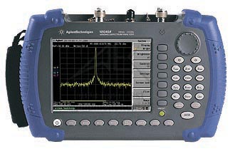 Rent Agilent N9340B Handheld RF Spectrum Analyzer, 100 kHz - 3 GHz