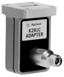 Agilent-HP K281C Waveguide Adapter