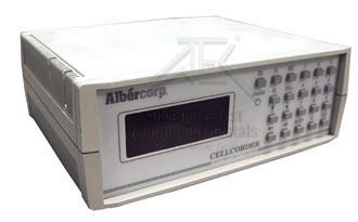 Albercorp CLC200 Cellcorder Battery Multimeter