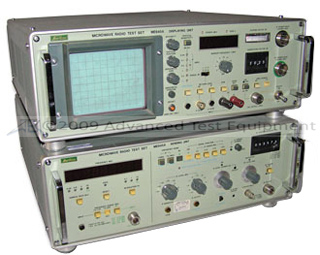 Anritsu ME645A Microwave Radio Test Set up to 1000 MHz