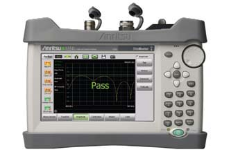 Anritsu S331L Site Master Handheld Cable & Antenna Analyzer %>