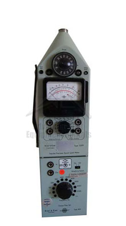 Bruel & Kjaer 2209 Impulse Precision Sound Level Meter