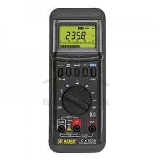 AEMC CA5230 Count Digital Multimeter