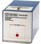 Com-Power CDN-M125E Couplers Coaxial